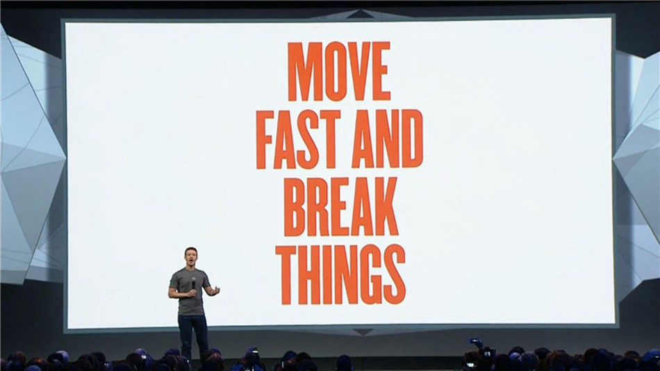 Moving fast and breaking things' is such a load of crap - By