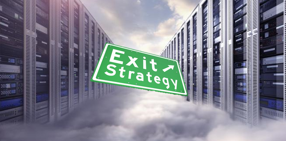 Image result for cloud exit strategy