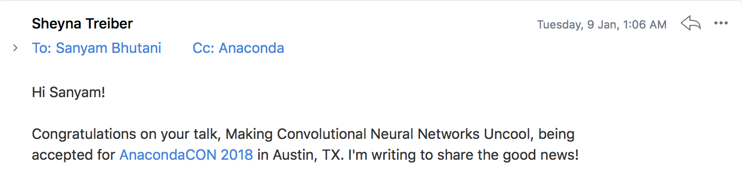 /the-only-undergrad-and-indian-to-be-invited-to-present-at-anaconda-conference-my-deep-learning-d4bde583ffa4 feature image