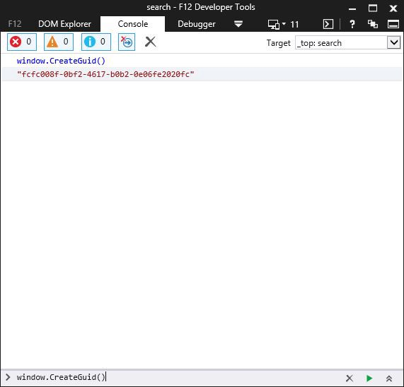Inject the  Net framework into the browser - By