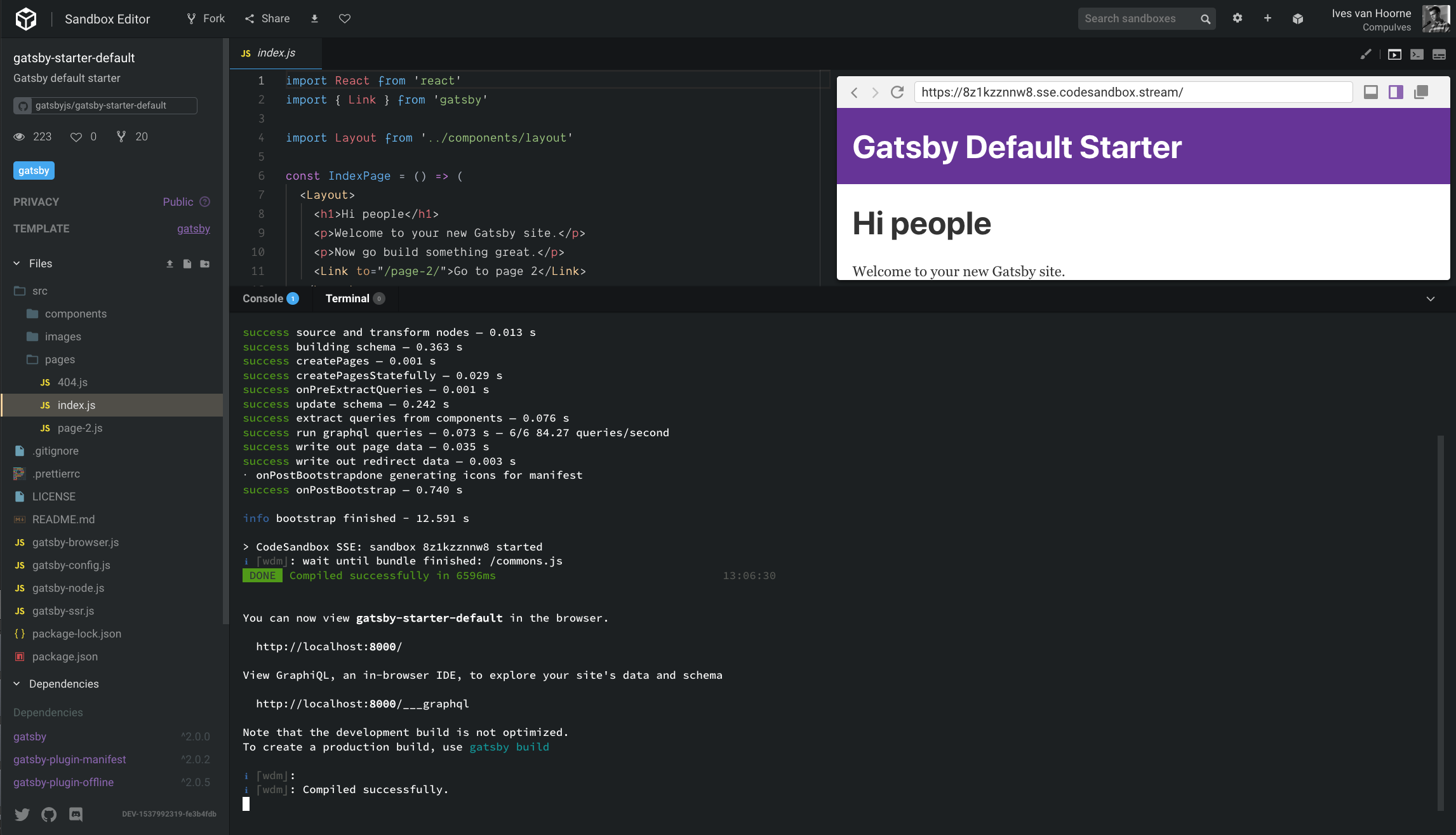 Announcing CodeSandbox Containers - By