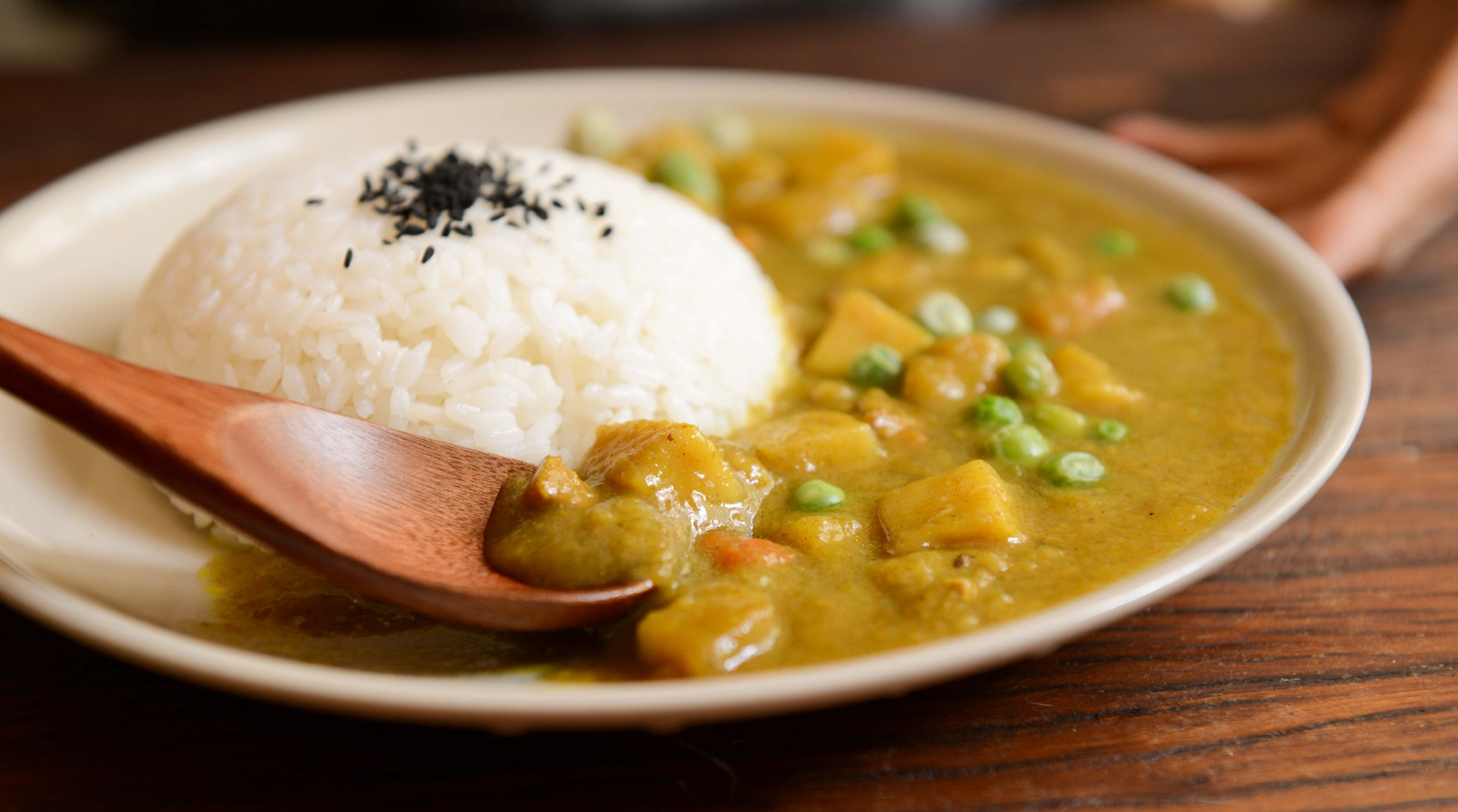 Curry Away In React By