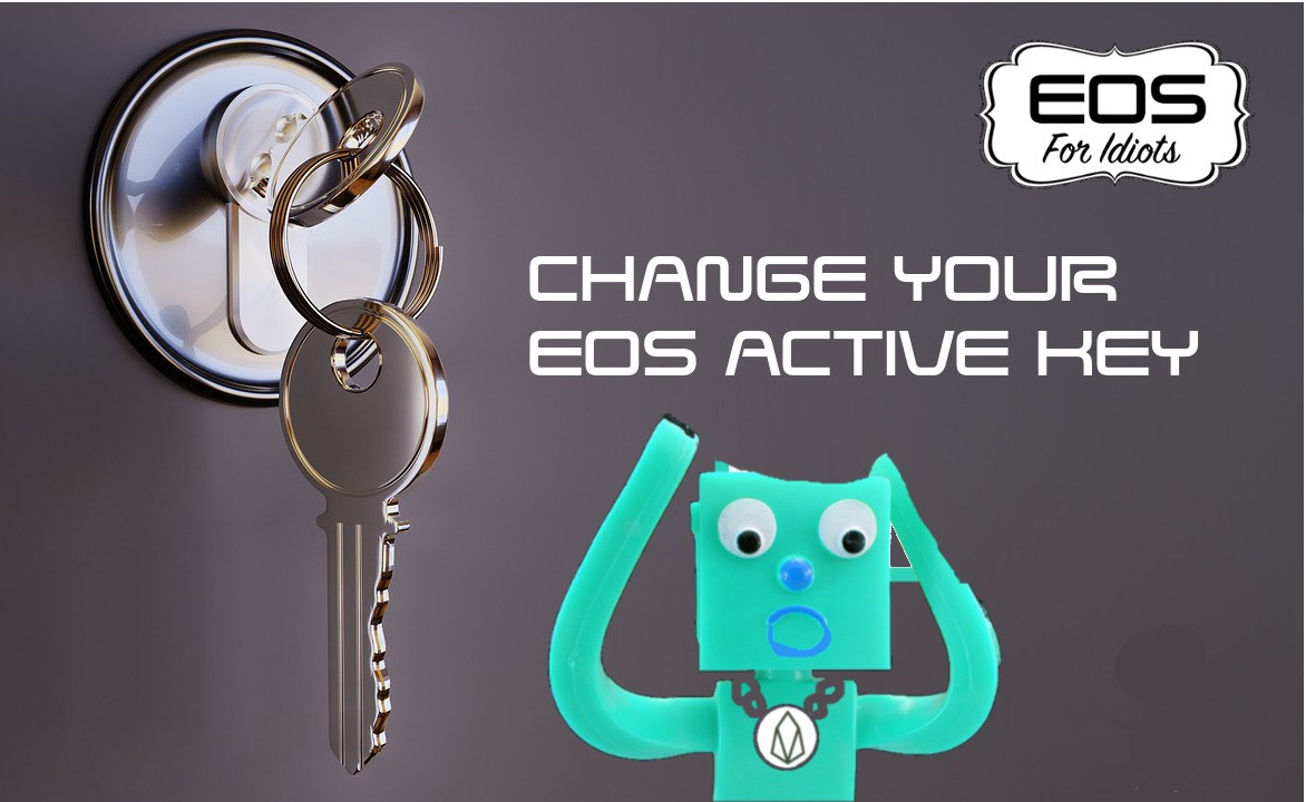 /eos-for-idiots-how-to-change-your-eos-active-key-using-greymass-38760d3282b9 feature image