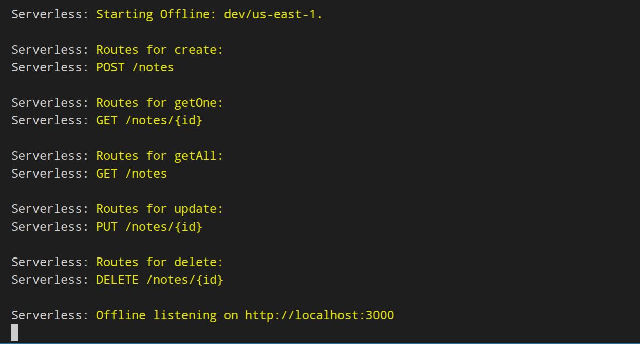 Building a Serverless REST API with Node js and MongoDB - By Adnan Rahić