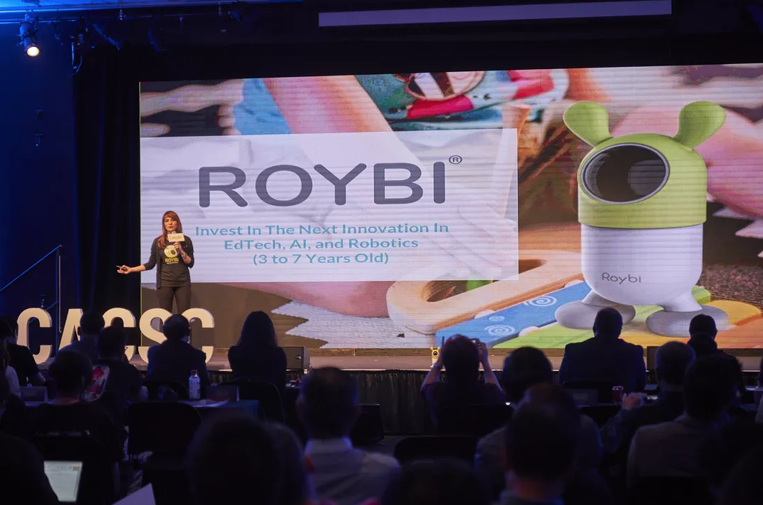 /roybi-robot-launched-techforchange-initiative-with-alibaba-cloud-186bc03fde77 feature image
