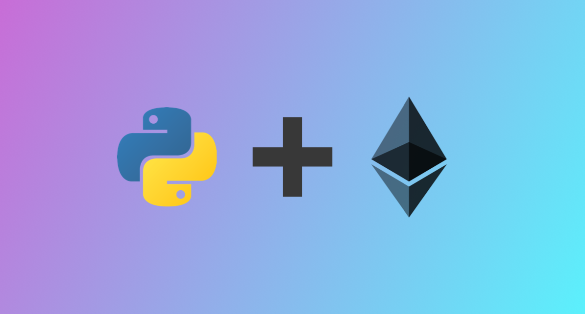 Ethereum Smart Contracts in Python: a comprehensive(ish) guide - By
