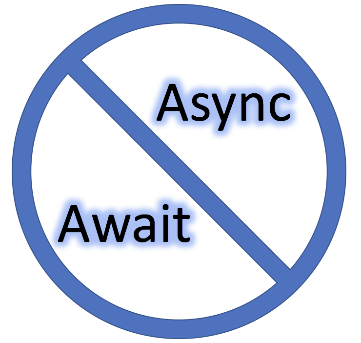 Async / Await is Not Going to Save Your App - By