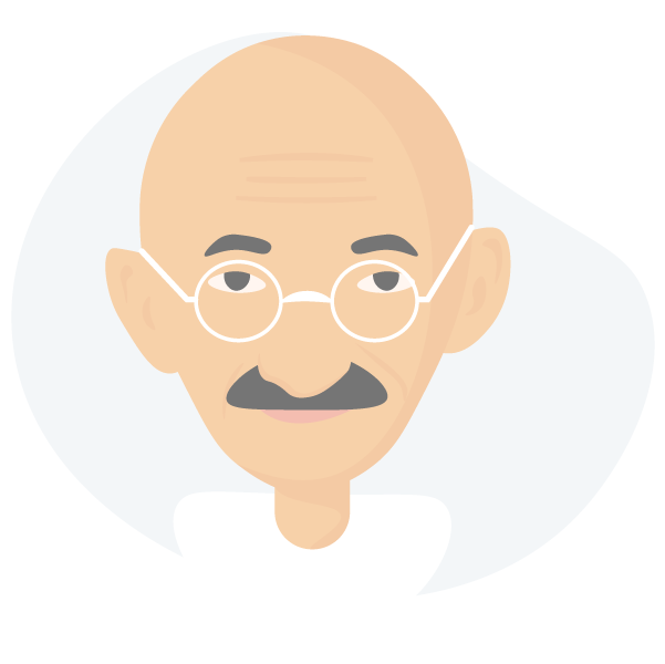 /gandhi-and-one-of-the-greatest-leadership-lessons-7238d13ebfea feature image