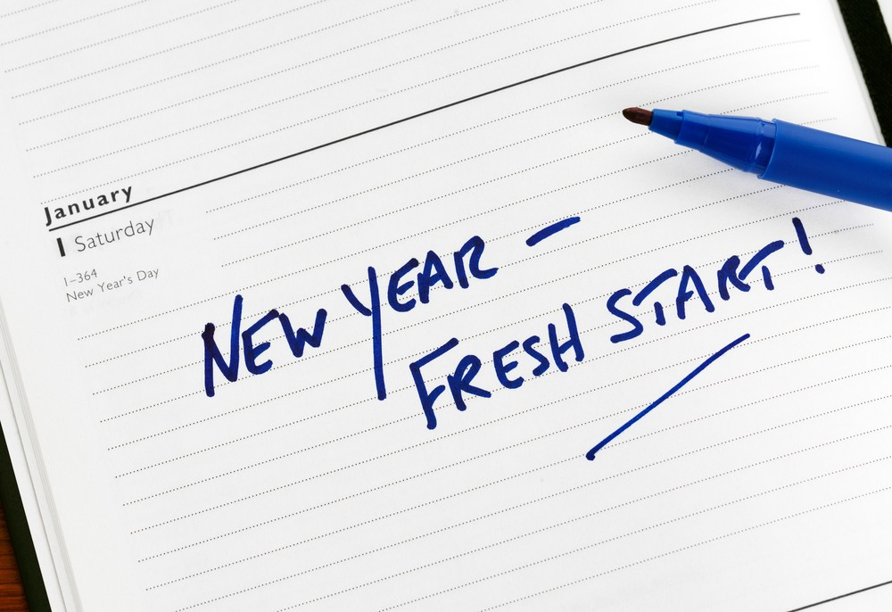 5 New Year's Resolutions - By