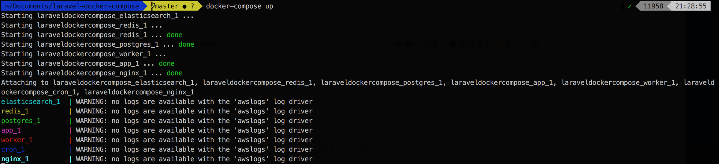 Stop deploying Laravel manually, steal this Docker configuration