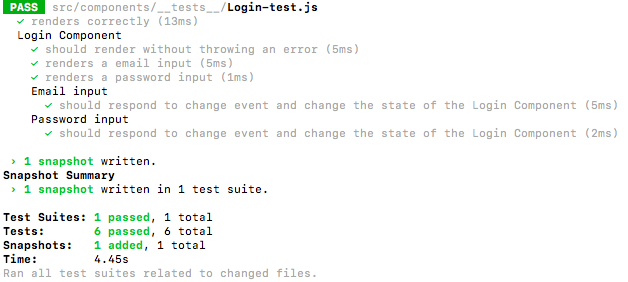 /snapshot-testing-react-components-with-jest-744a1e980366 feature image