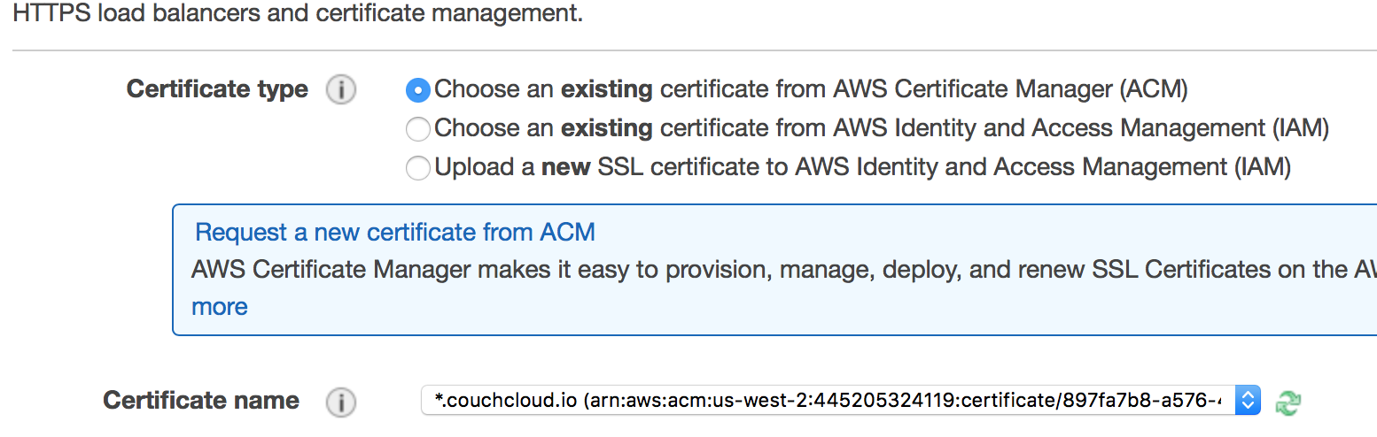 Running a CouchDB 2 Cluster in Production on AWS with Docker