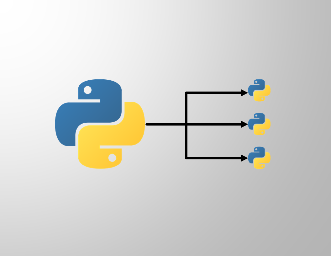 How to run asynchronous web requests in parallel with Python