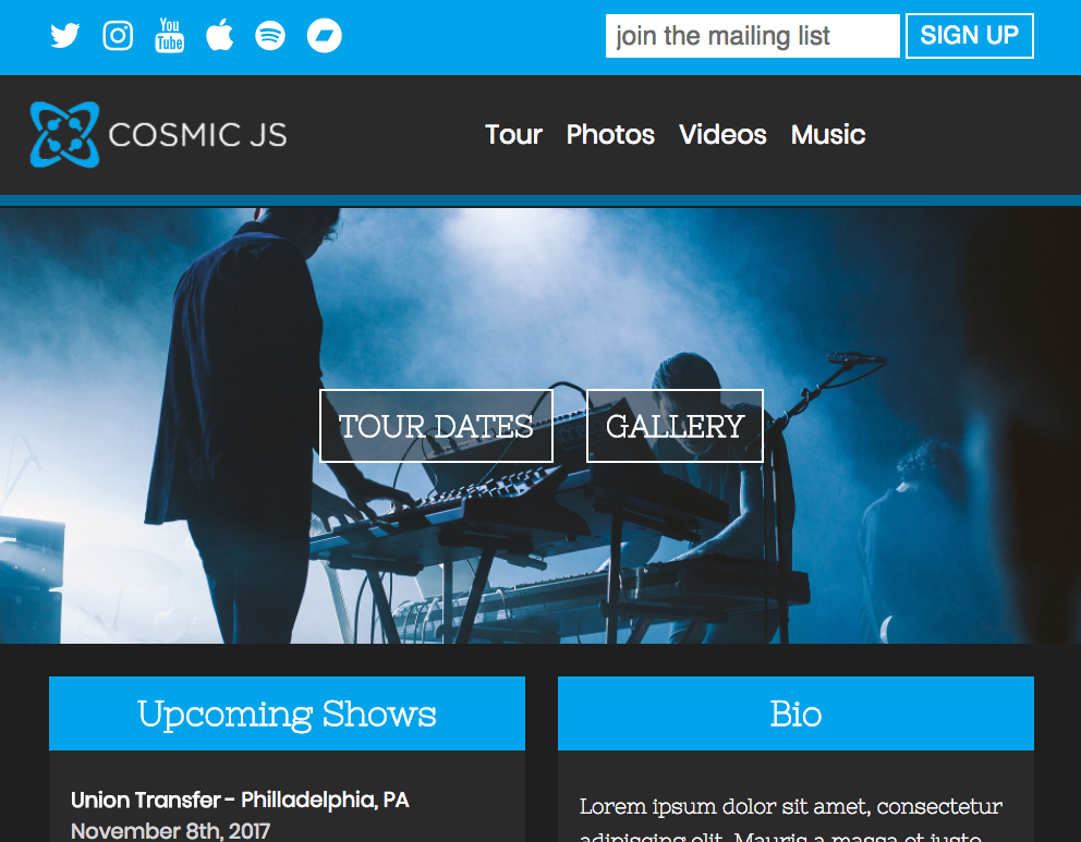 /how-to-build-a-website-for-your-band-using-node-js-a7c856266c feature image