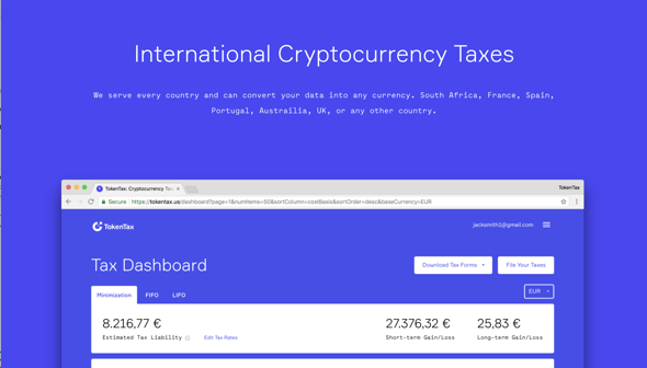 Top 5 Crypto Tax Software Companies for Tax Season - By Brad Michelson