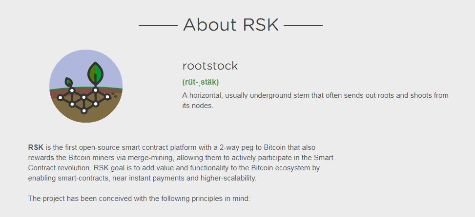 buy rootstock cryptocurrency