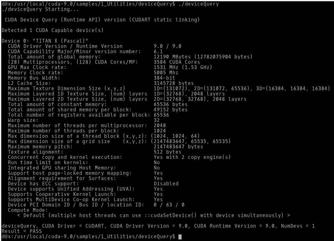 Recipe: Nvidia Titan X as External GPU on Ubuntu Laptop - By