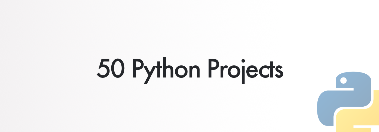50 Popular Python open-source projects on GitHub in 2018 - By