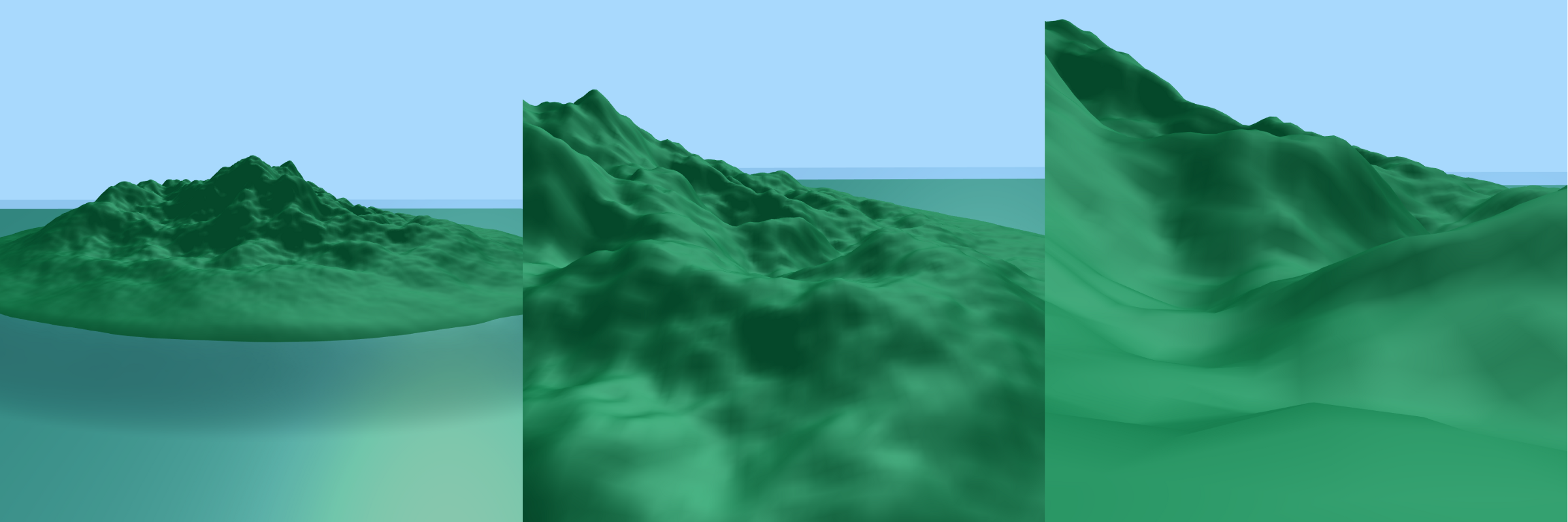 How to Make Mountains Memorable With Perlin Noise - By