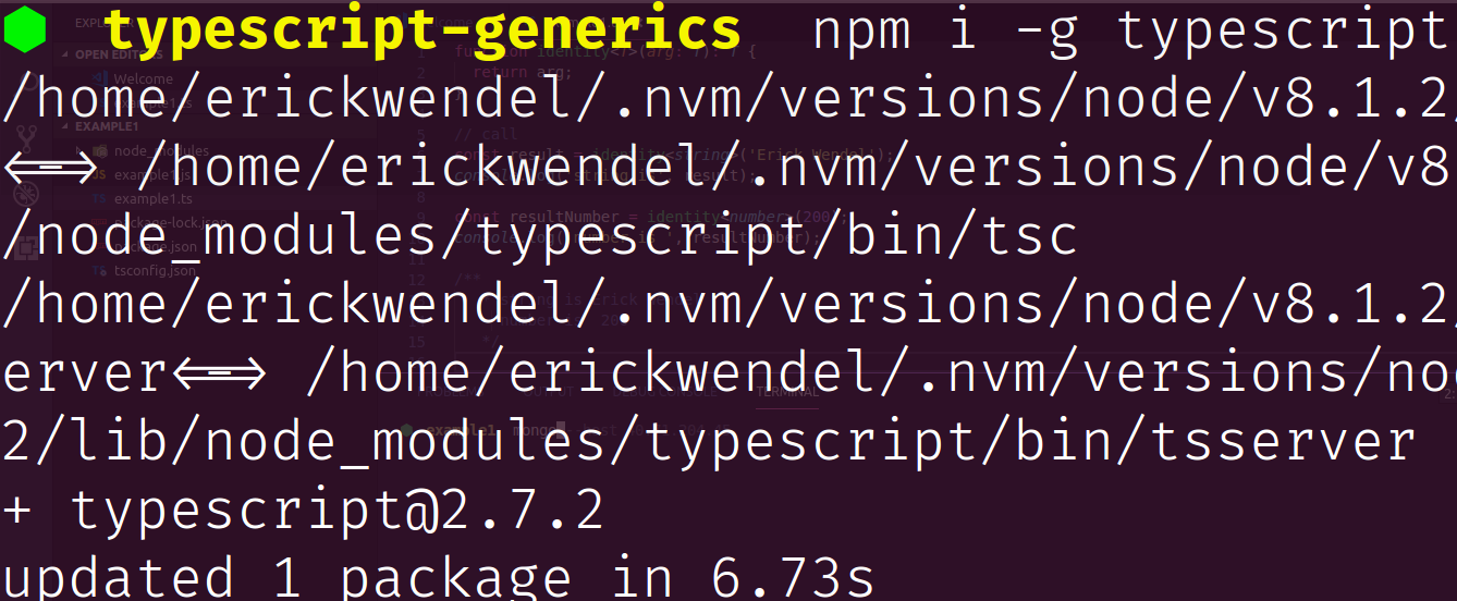 Patterns — Generic Repository with Typescript and Node js - By
