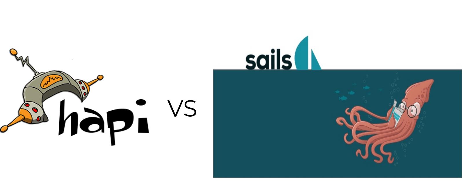 Node js framework comparison: Hapi js and Sails js - By