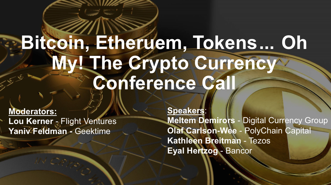 /10-things-i-learned-from-the-june-29th-crypto-currency-conference-call-3663481b5369 feature image
