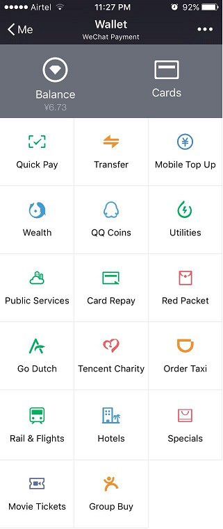 Here's a tour of WeChat, the greatest mobile app in the