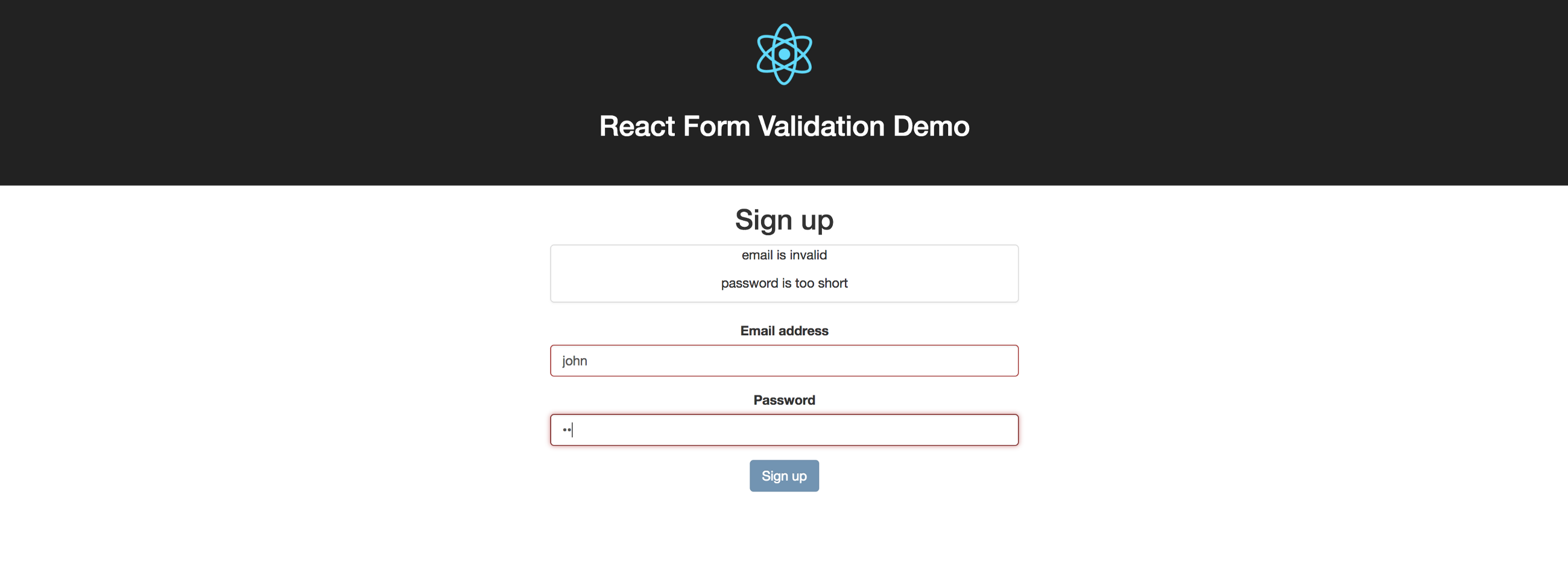 /how-to-do-simple-form-validation-in-reactjs-83b92c080b67 feature image