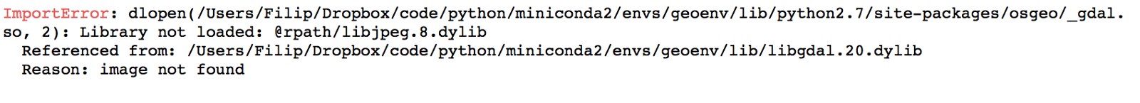 Install Python GDAL 🌐 using Conda 🐍 on a Mac 🍎 - By Filip Wodnicki