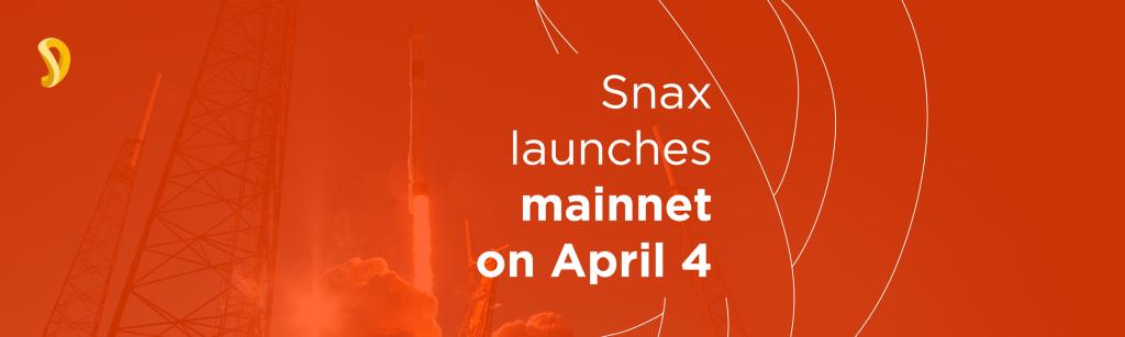 /snax-main-net-launch-86577f2d5b03 feature image