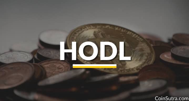 The Power Of HODL: A Ultimate Guide