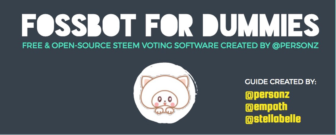 /create-a-free-open-source-voting-bot-for-steemit-b31155ba28f9 feature image