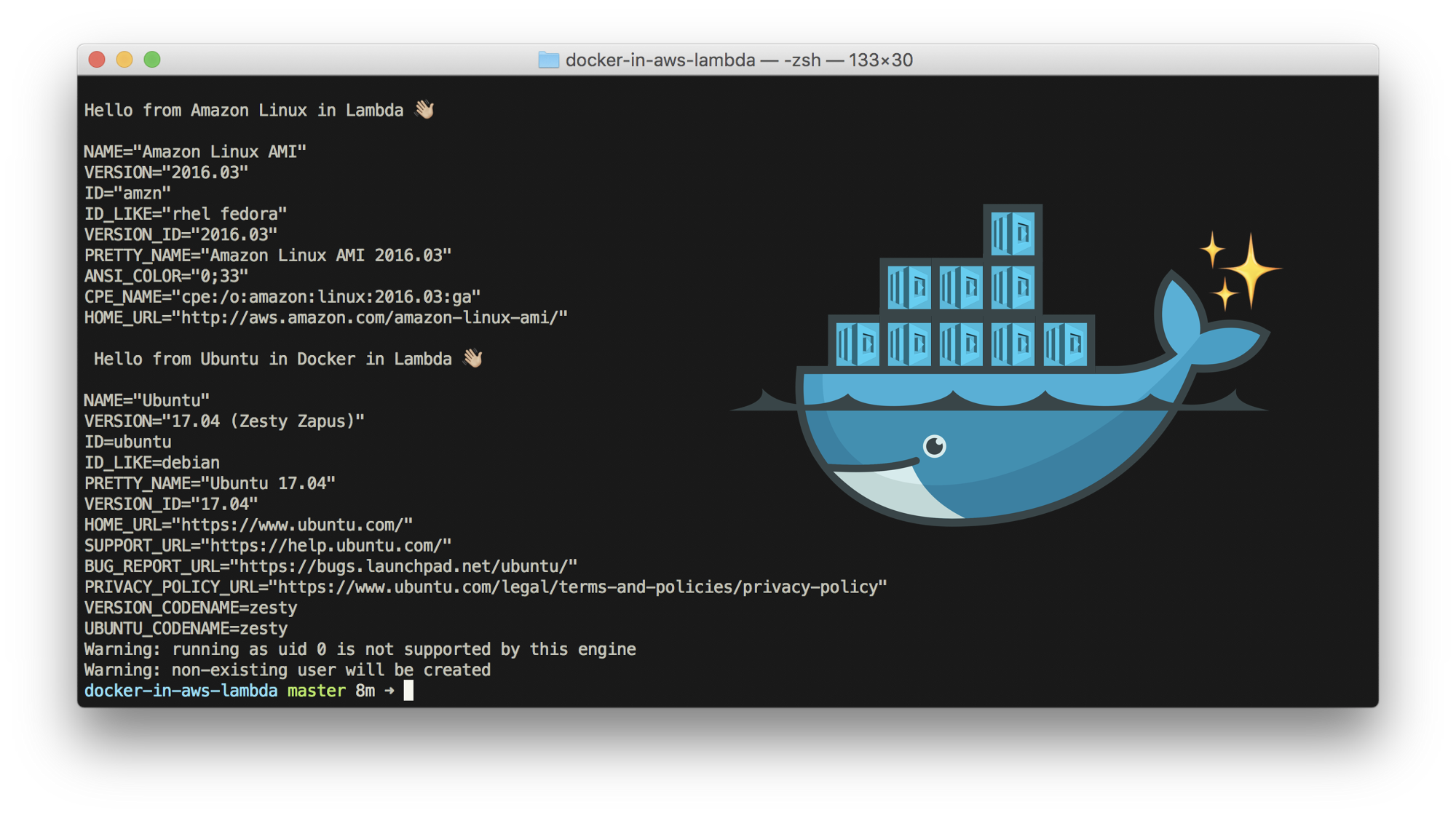 "How Did I ""Hack"" AWS Lambda to Run Docker Containers - By"