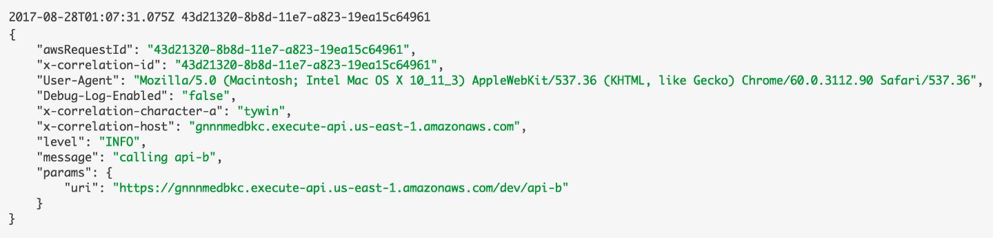 /you-need-to-use-structured-logging-with-aws-lambda-f3af9586d6a8 feature image