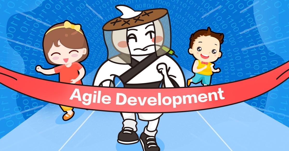 /agile-development-past-present-future-7851d0d77ebc feature image
