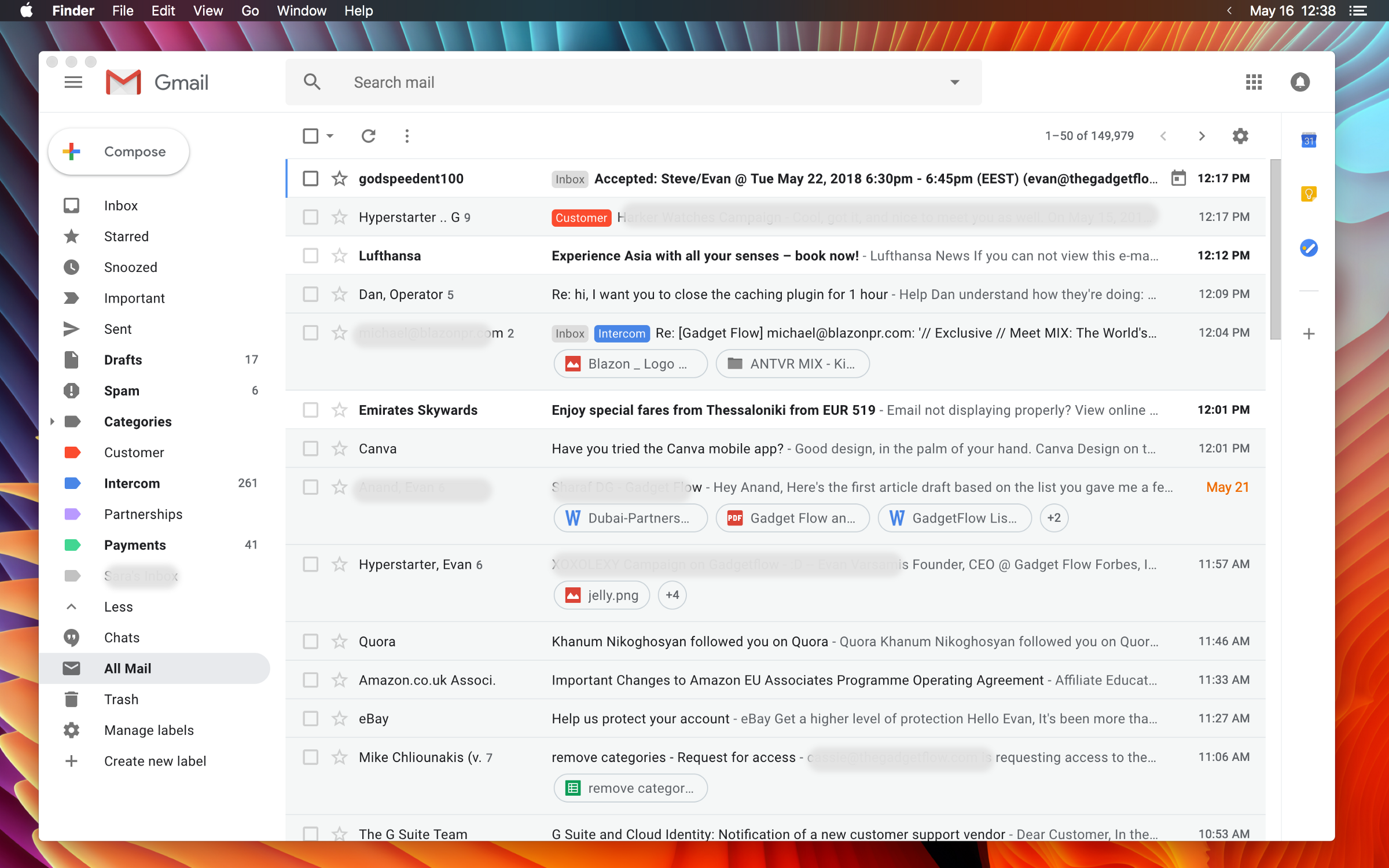 The Best Email Setup for Ultimate Productivity in 2018 - By Evan