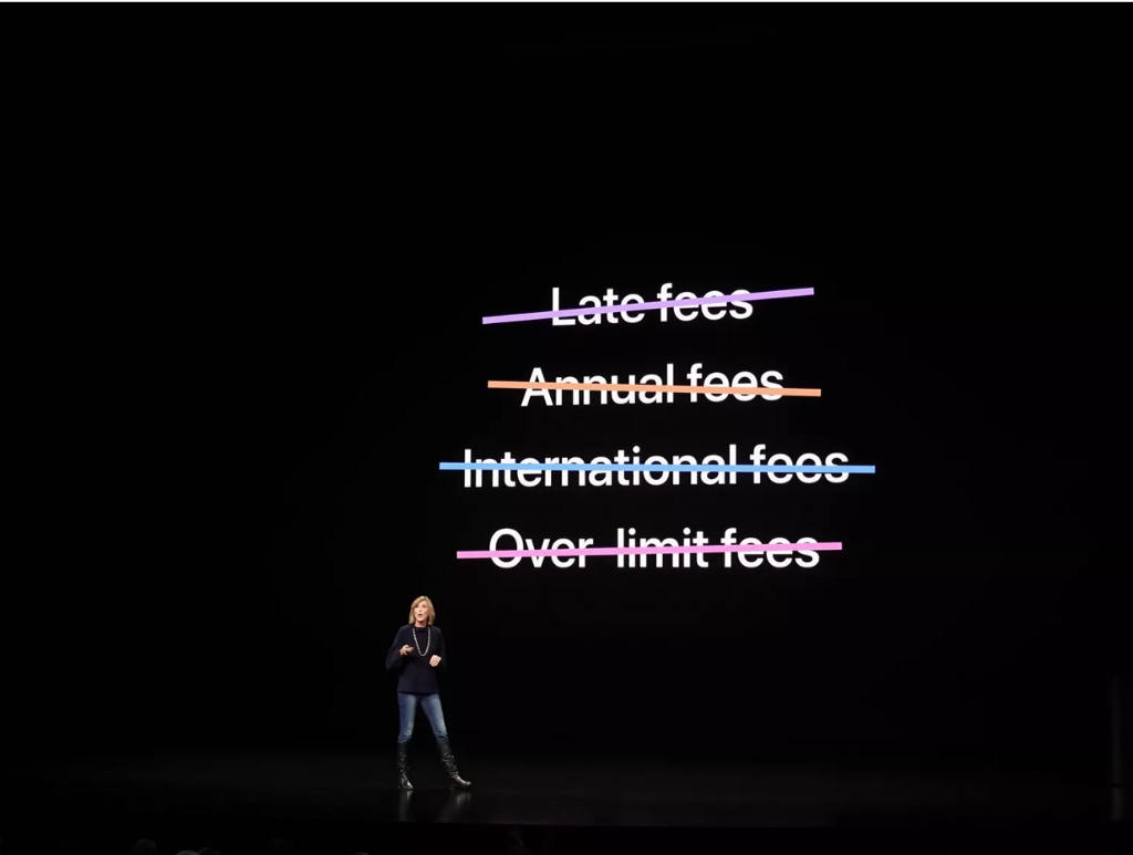 The Disruptor of Credit Cards — Apple Credit Card  - By