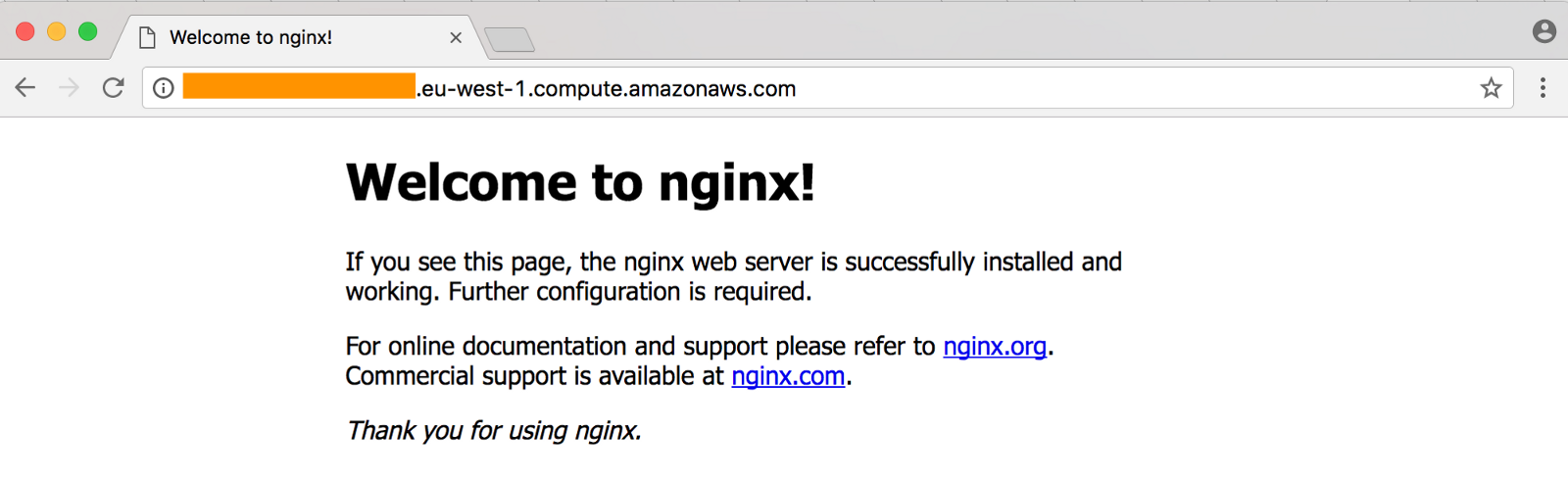 How to run multiple apps on a single EC2 instance with Nginx
