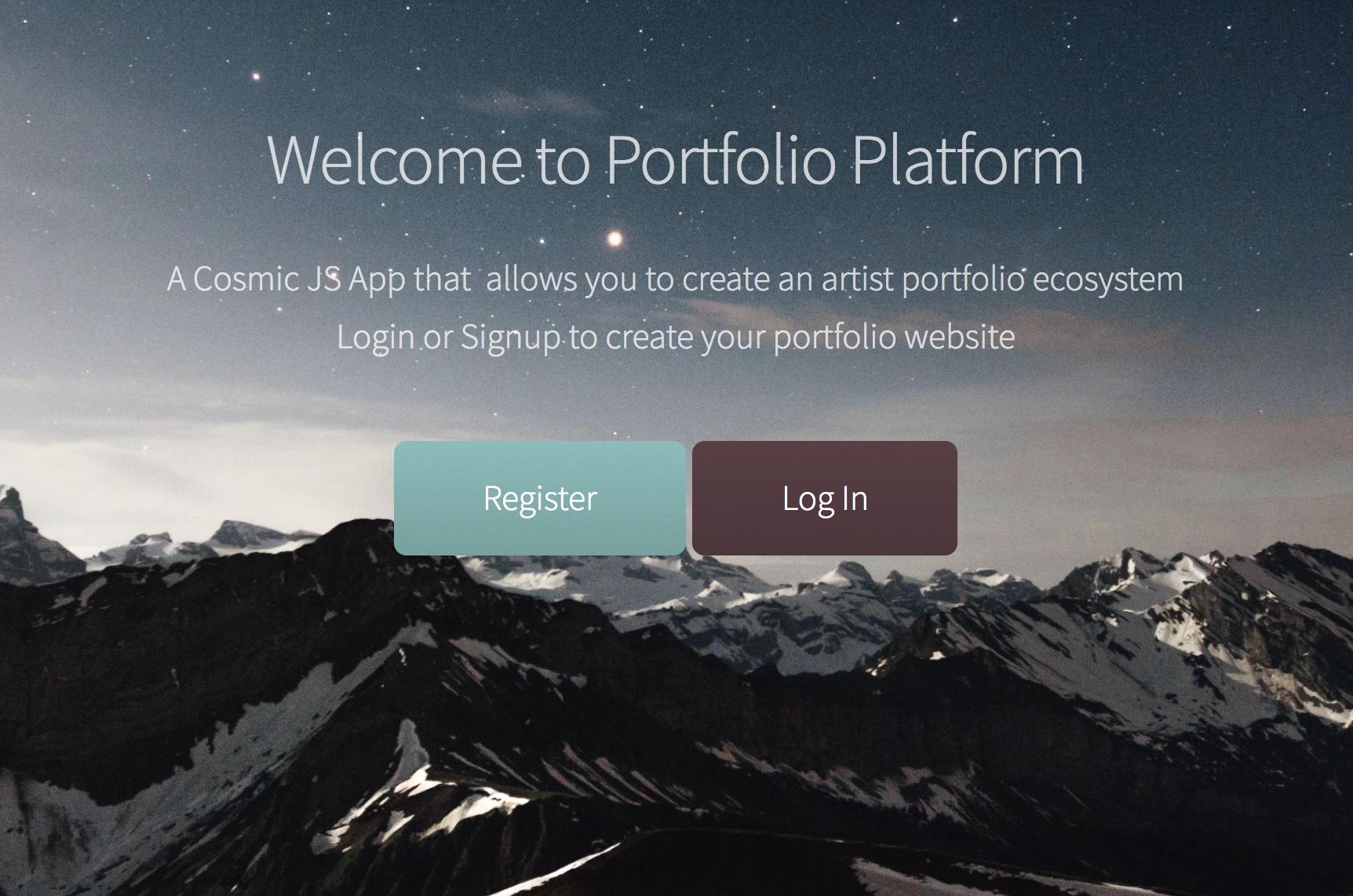 /deploy-a-portfolio-platform-app-in-3-steps-using-cosmic-js-3f664f5bb82c feature image