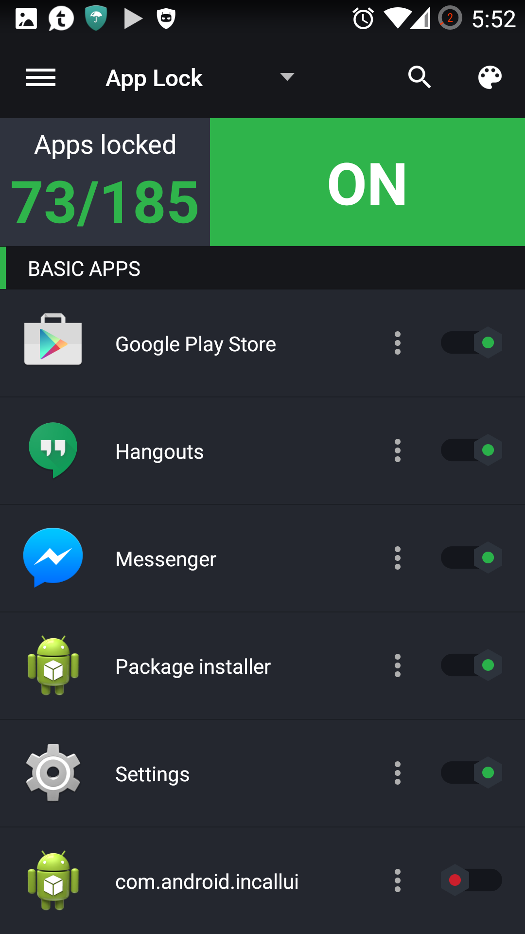 Top 25 Android Apps - By