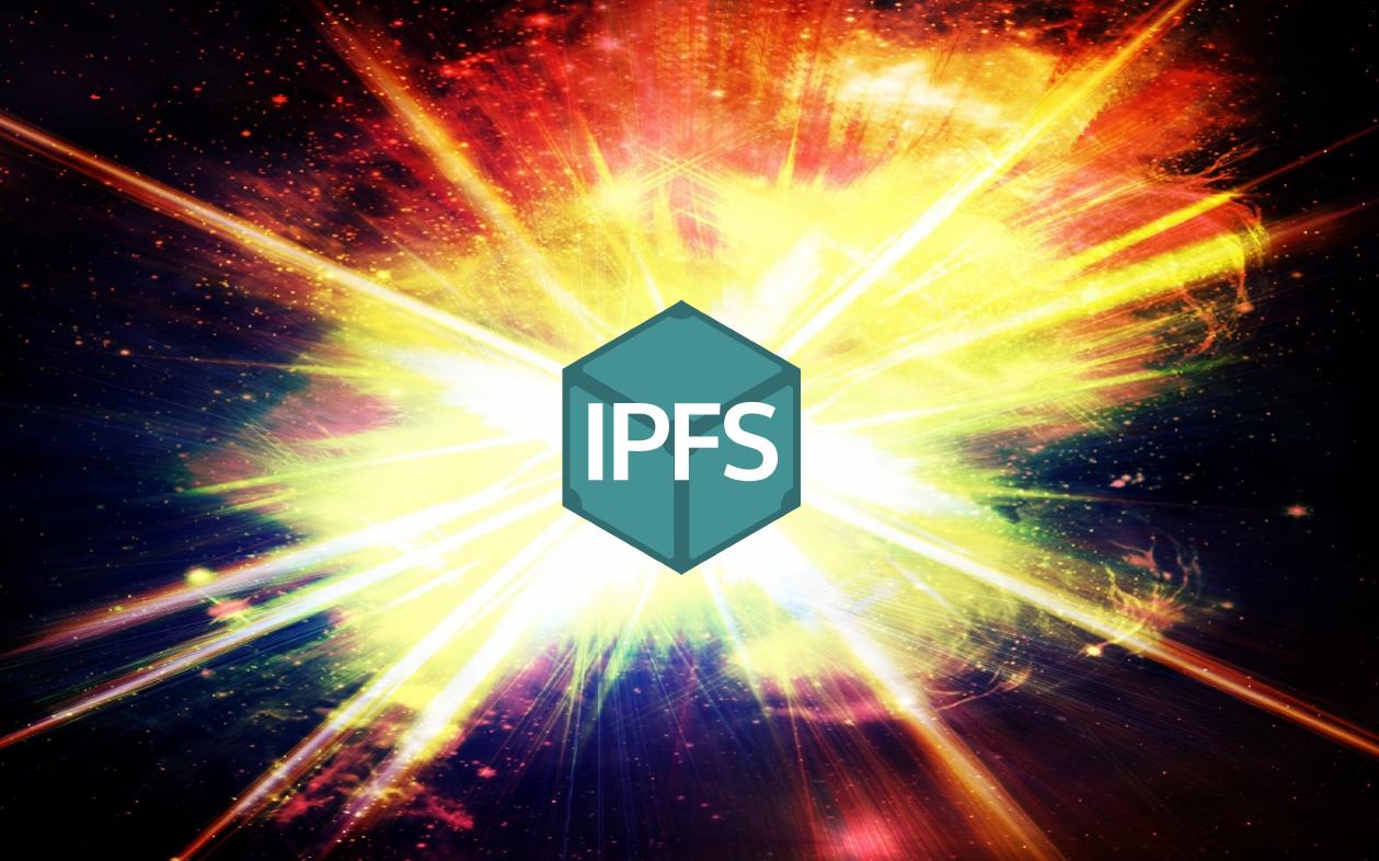 An IPFS Application Demo - By David Richard Holtz