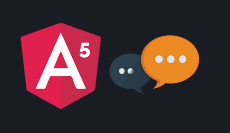 Chatbot with Angular 5 & DialogFlow - By