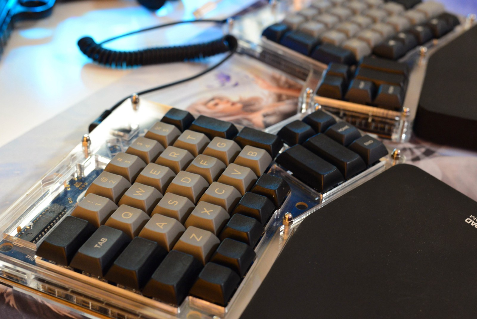 Mechanical and custom built keyboards - By