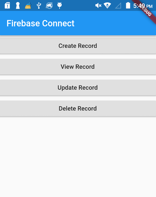 How to use Firebase with Flutter - By