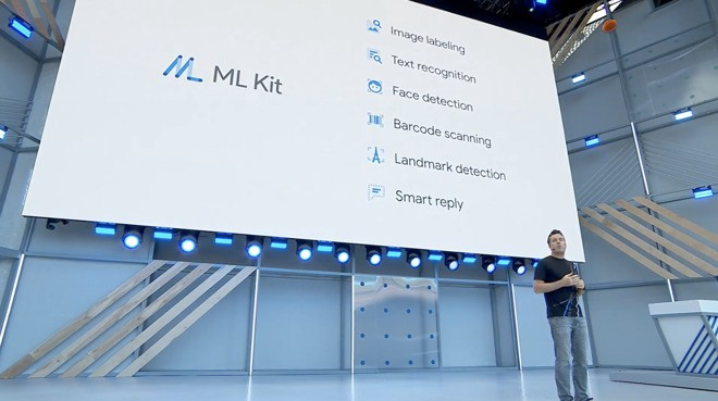 ML Kit: Boosting capabilities of an Android or iOS app - By