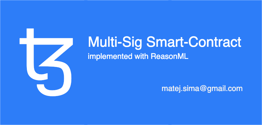 /implementing-a-multi-sig-smart-contract-in-tezos-using-reasonml-1066d080eb68 feature image