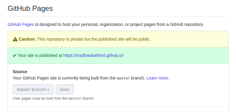 Use Custom Domain With GitHub Pages: 2 Straightforward Steps