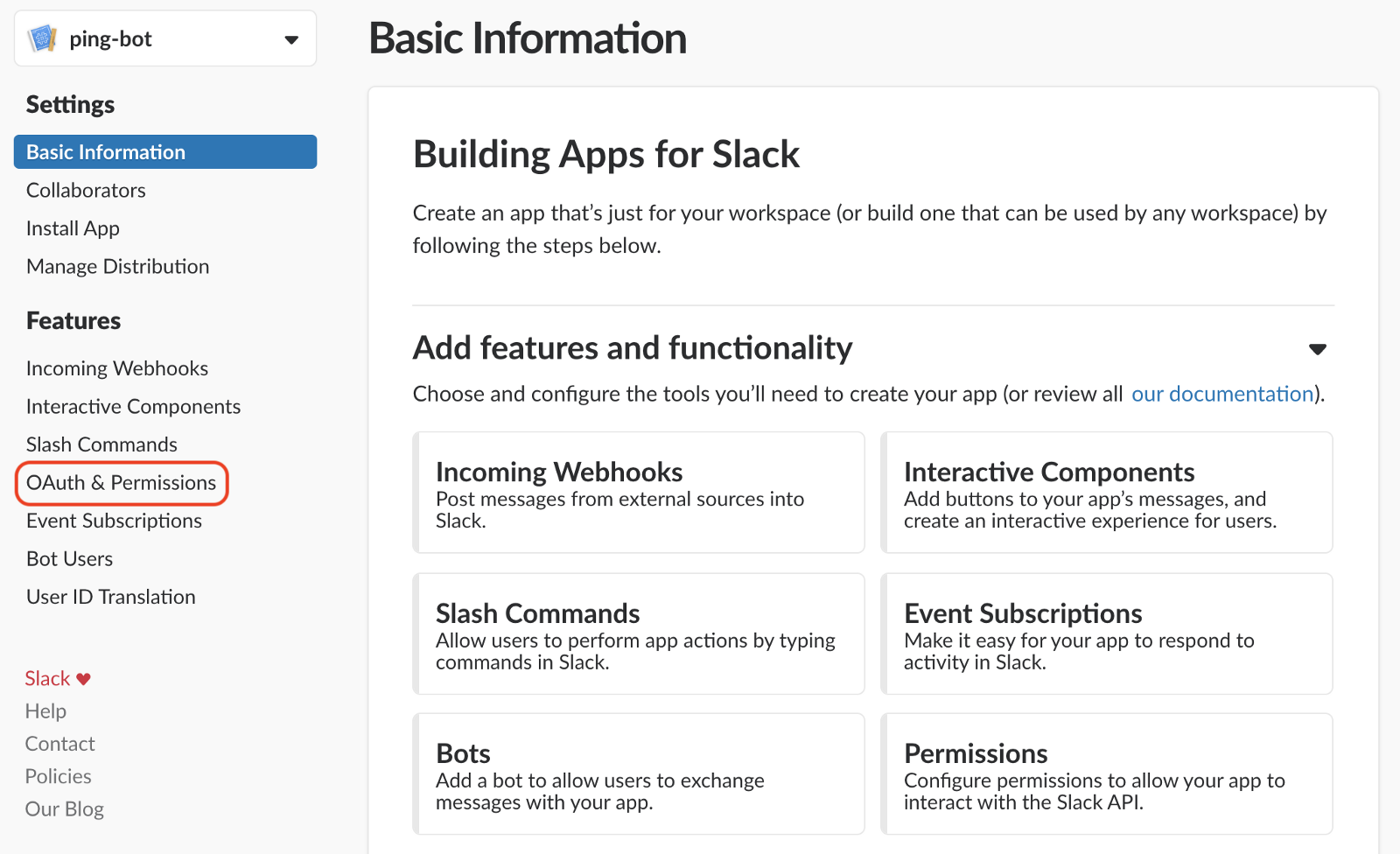 Build an Uptime Monitor in Minutes with Slack, Standard Library and