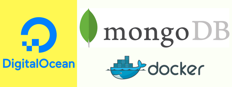 Secure mongodb setup using Docker - By