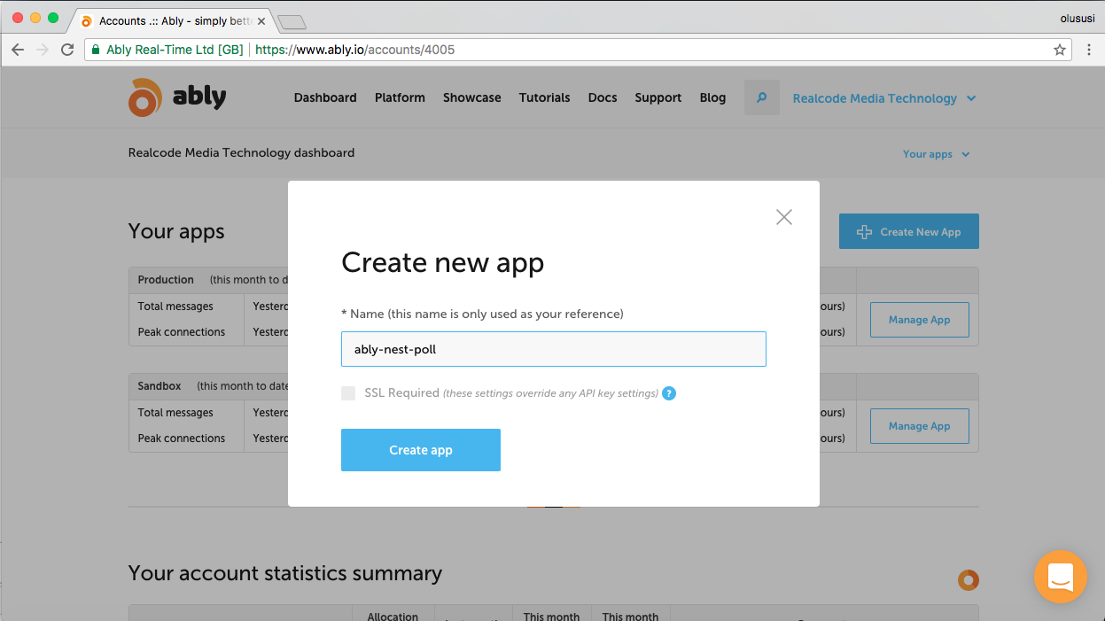 jBuilding Realtime Web Applications Using Nest js and Ably - By